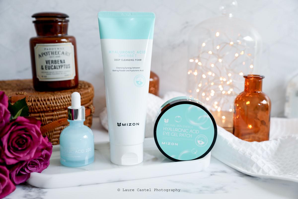 Mizon cosmétiques coréens acide hyaluronique avis | Les Petits Riens