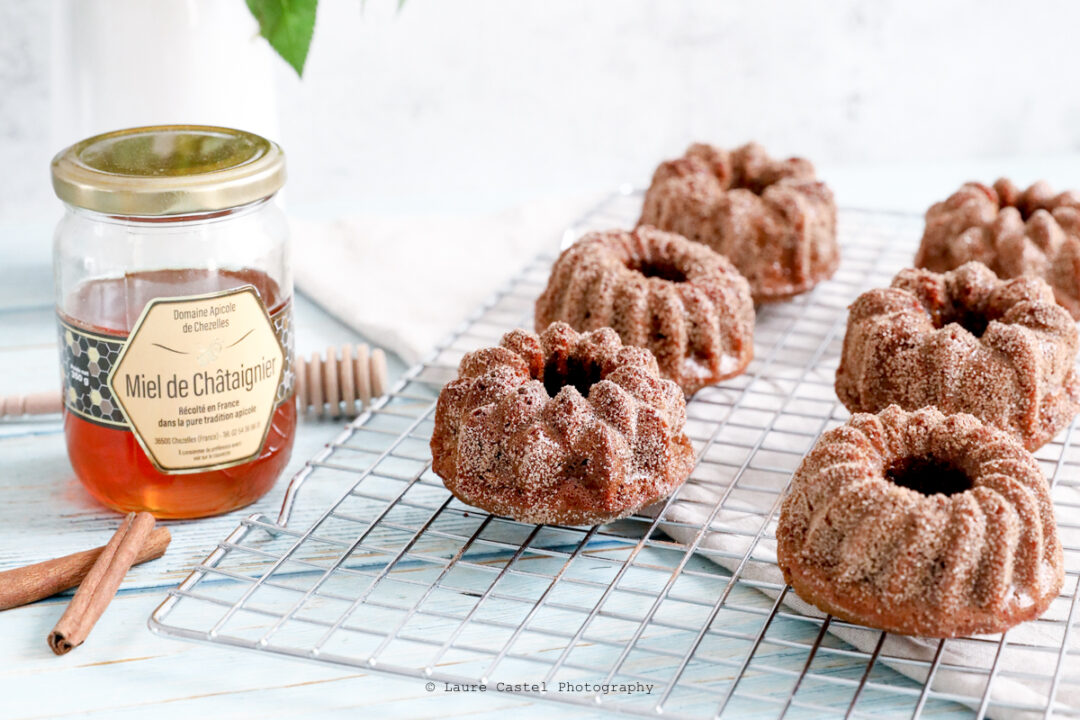 Gâteaux au miel et à la cannelle recette | Les Petits Riens